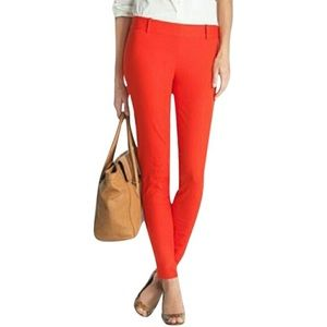 J. Crew Minnie Pant In Stretch Twill